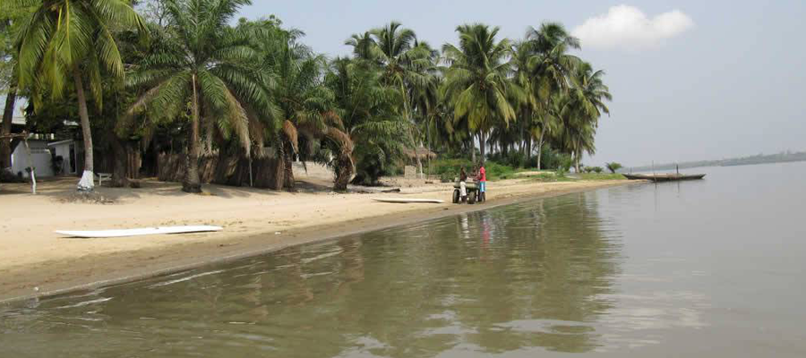 Lacs au Togo