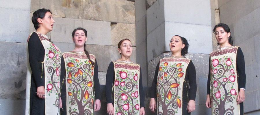 solidaire en Arménie