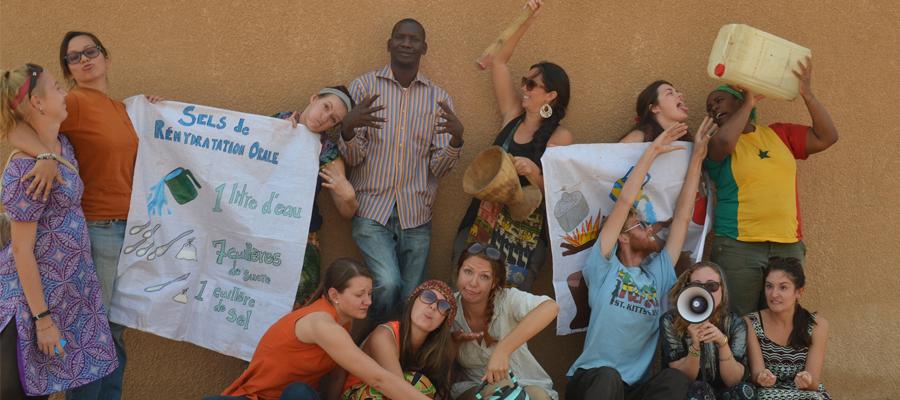 Sénégal, circuit Diolof