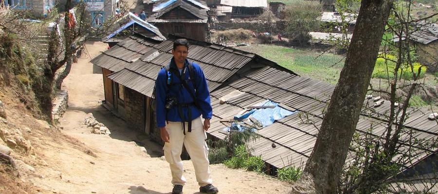 Trek Ramecchap, Népal