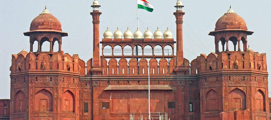 découvertes à New Delhi