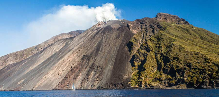 Circuit en Sicile amateurs de volcans
