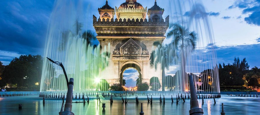 Vacances au Laos